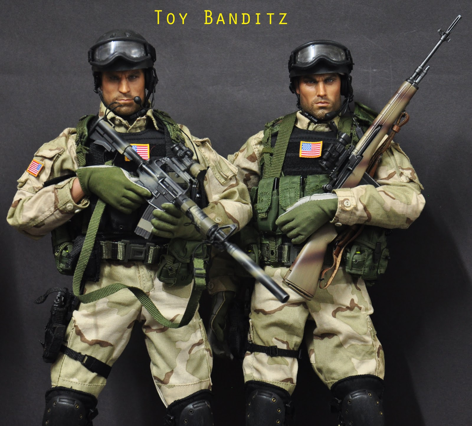 Randy Shughart and Gary Gordon http://toybanditz.blogspot.com/2012/10/sergeant-first-class-randy-shughart-by.html