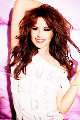 Cheryl Cole Hair Colors