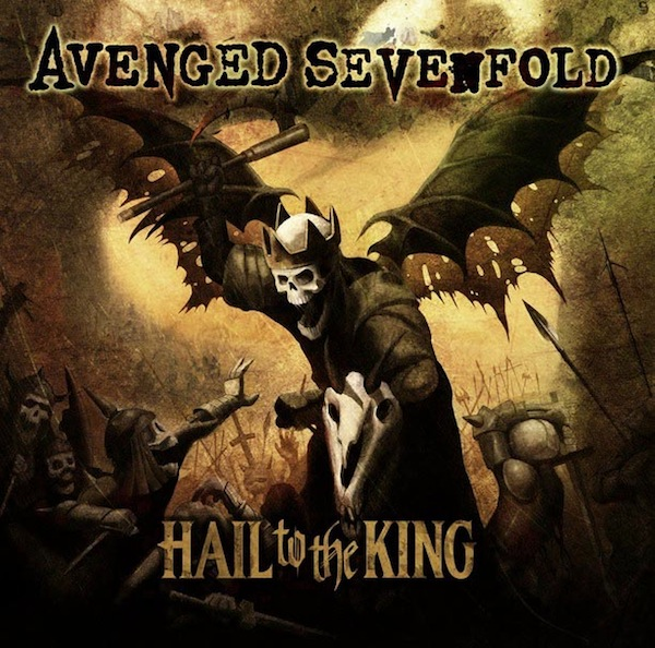 A7X - Hail To The King : New Single, New Album