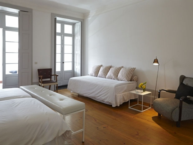 Pensao, Favorita, Hotel, Oporto, Porto,madera,dormitorio,bedroom
