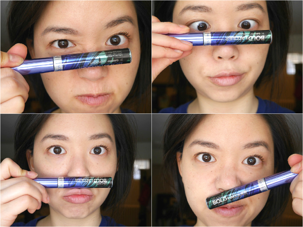 revlon bold lacquer mascara review