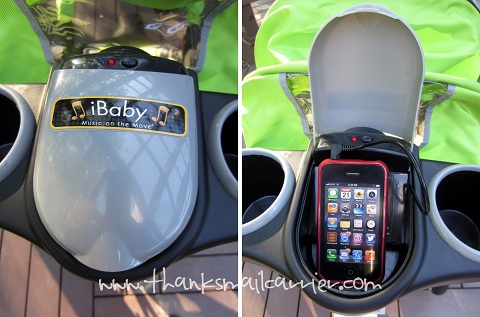 Jeep iBaby sound system