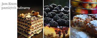 Mój drugi blog- pamiętnik kulinarny
