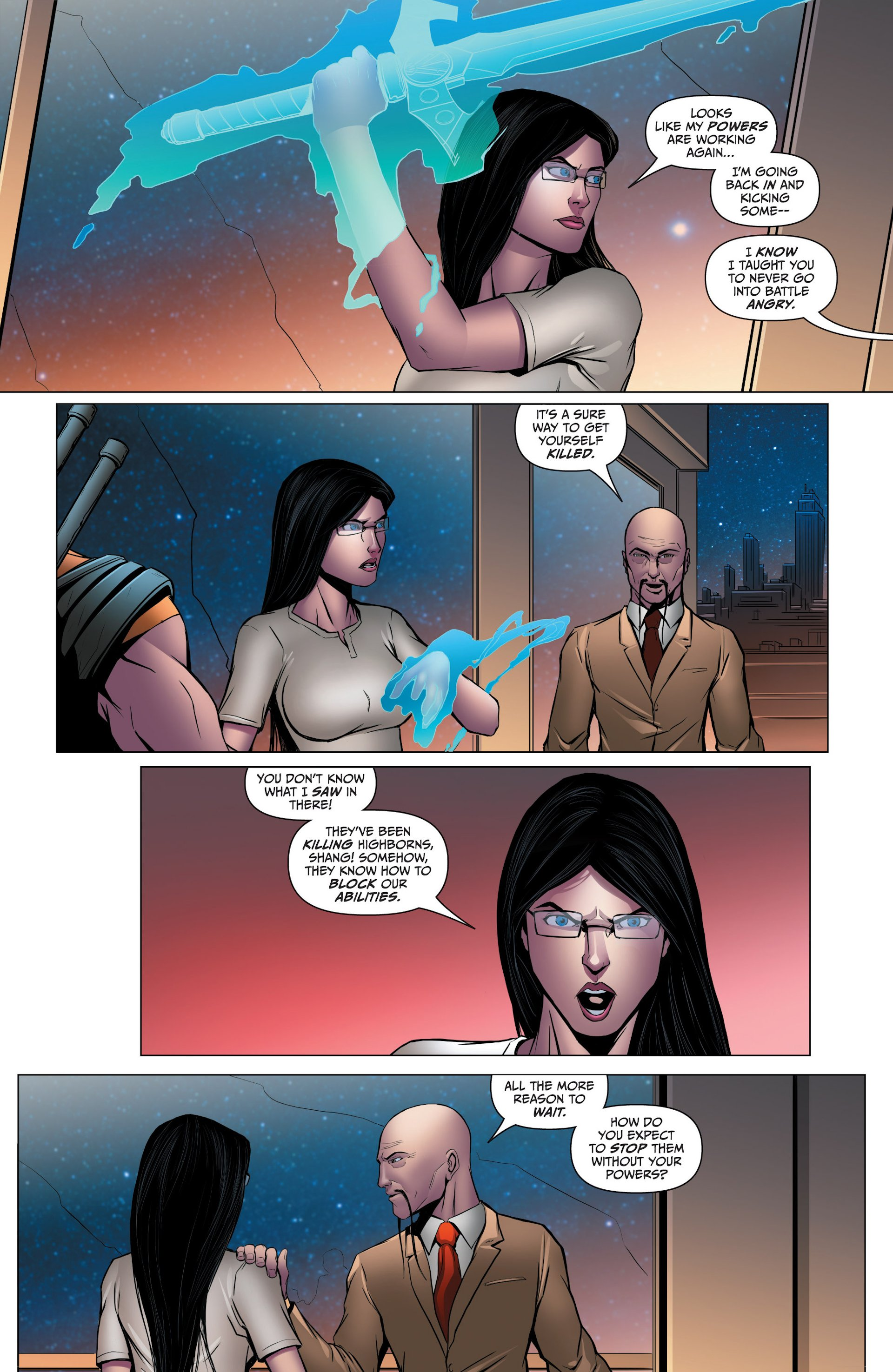 Grimm Fairy Tales (2005) Issue #94 #97 - English 21