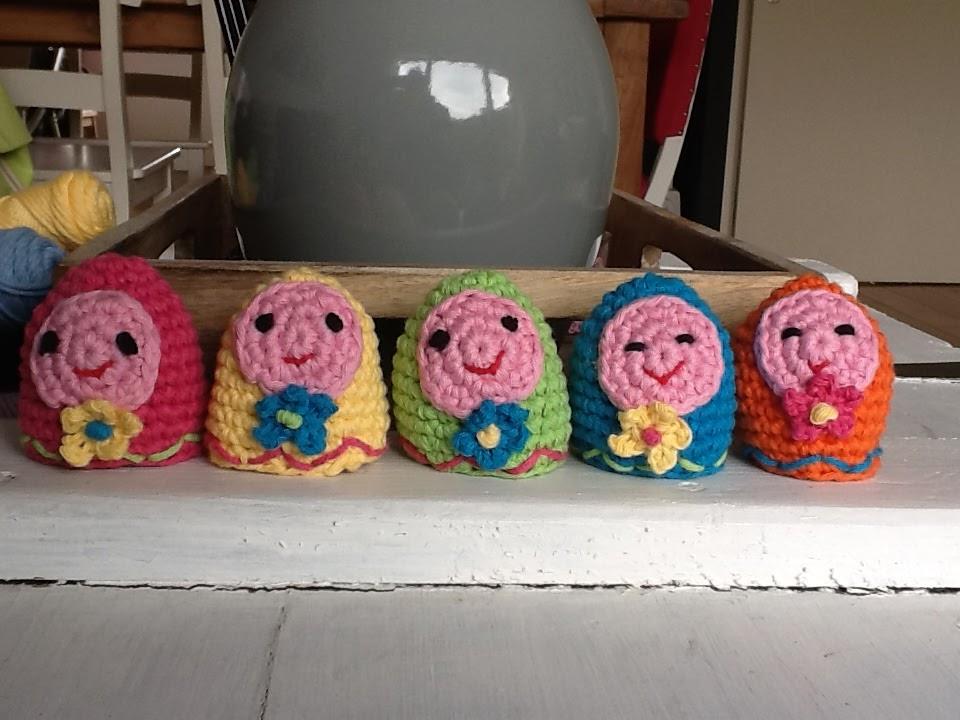 De Haakfabriek Mrs Egg