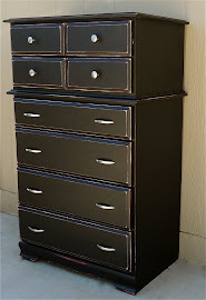 Highboy Dresser (SOLD)