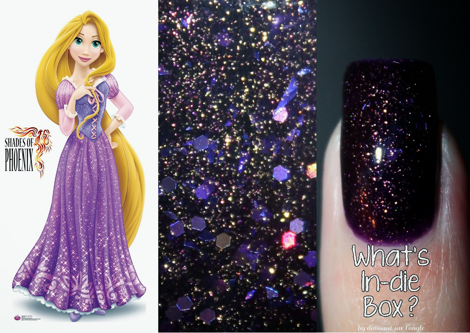 What's In-die Box March 2015 : Disney Princesses