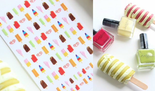 ASOS, Lottie London and Walls Twister Nail Collection