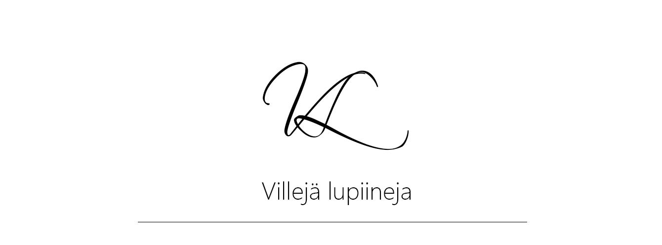 Villejä Lupiineja