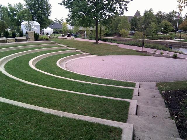 outdoor amphitheater floor plan modern home design and plan of amphitheatre