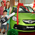 Honda's Drive the Holiday Spirit raffle winner brings home an All-New Honda Brio