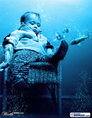 Jika Manusia Hidup Di Dalam Air