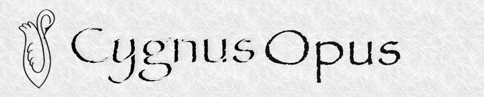 Cygnus Opus