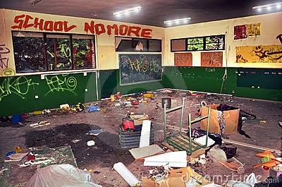 Da liberdade ao vandalismo