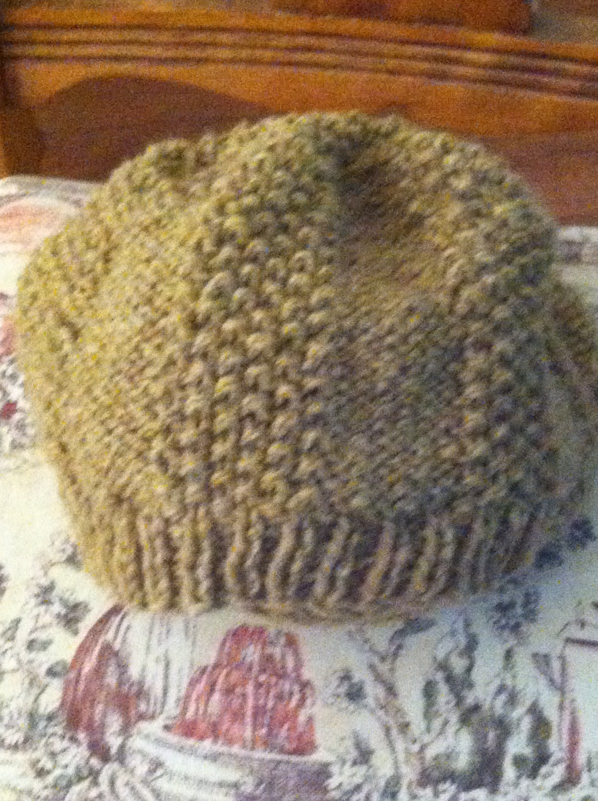 Knitting Stitches On Needle : Stitches on My Needle: Knit Hats -- A Quick Gift and Fun to Knit