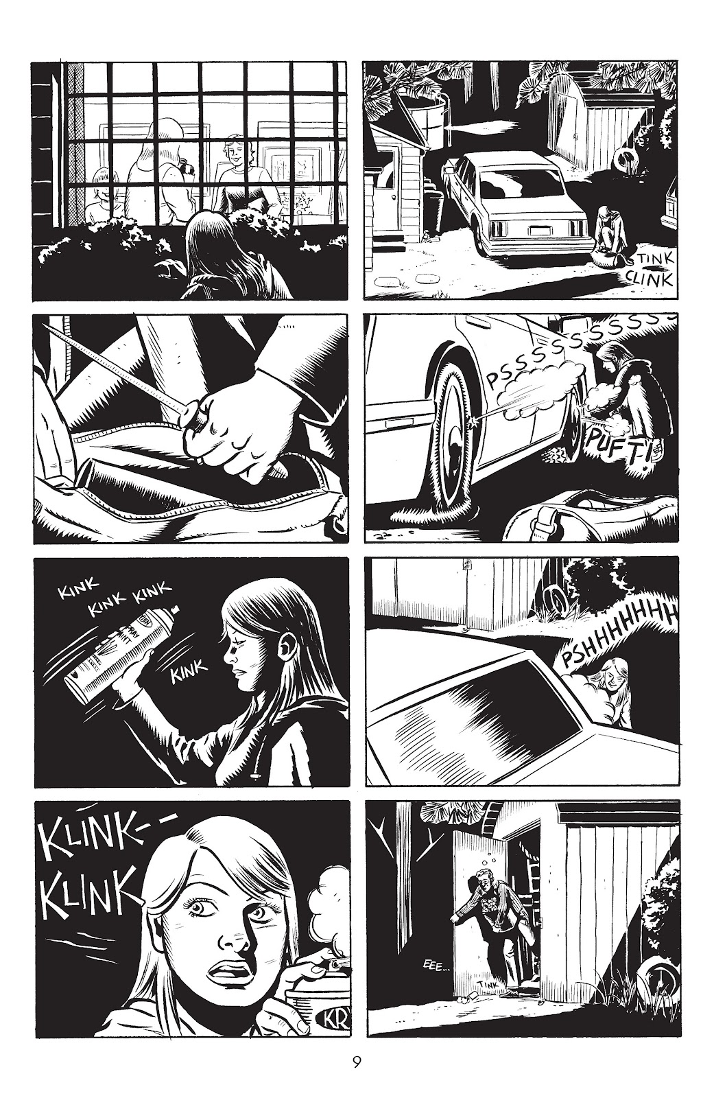 Stray Bullets Issue #33 #33 - English 11