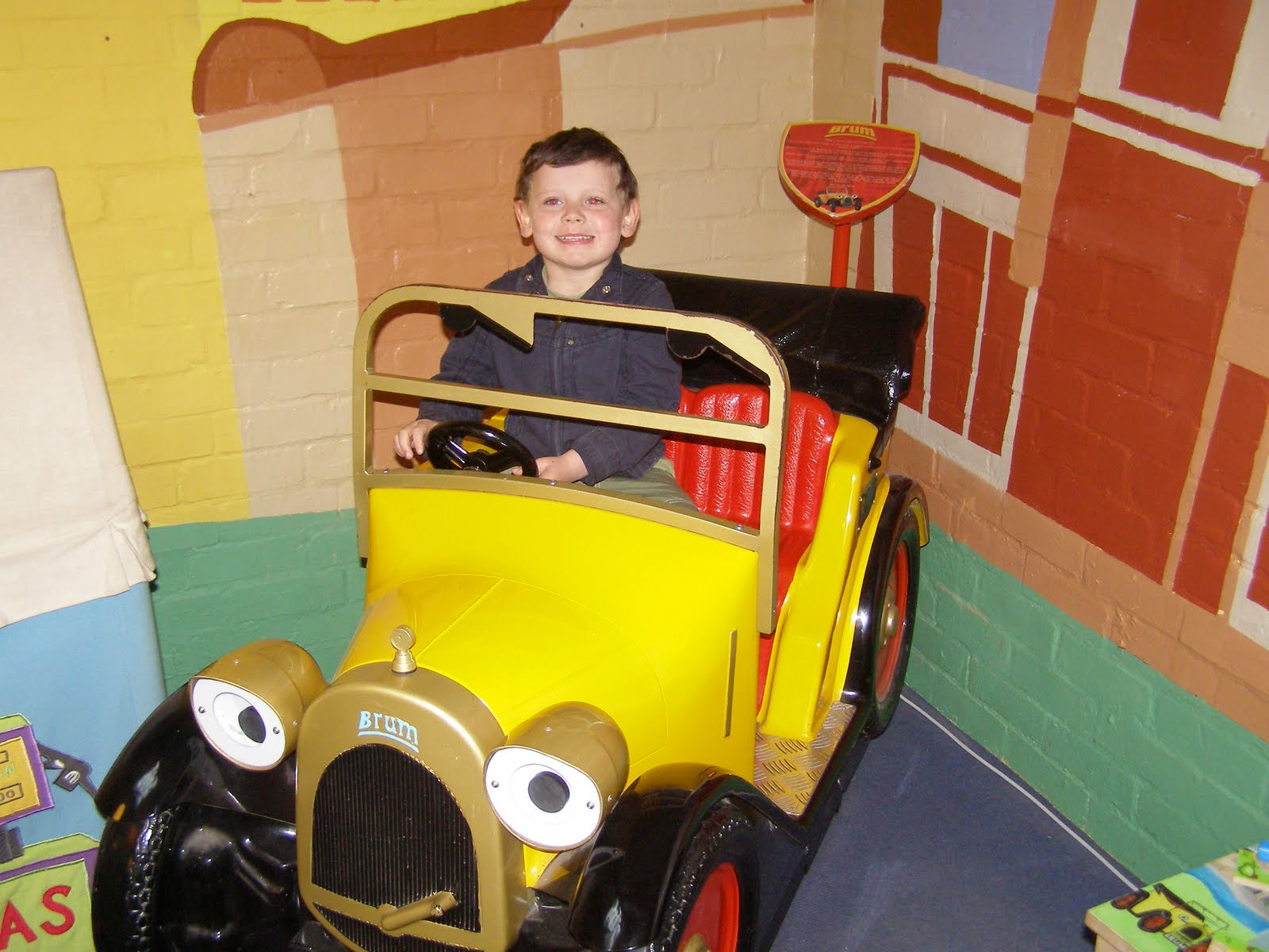 Brum The Toy Car Games To Play Online - WordPress Blog