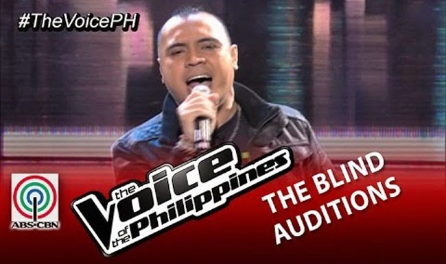Mark Dagal Sings 'Superstition' on The Voice of the Philippines Season 2 Blind Audition Video Replay