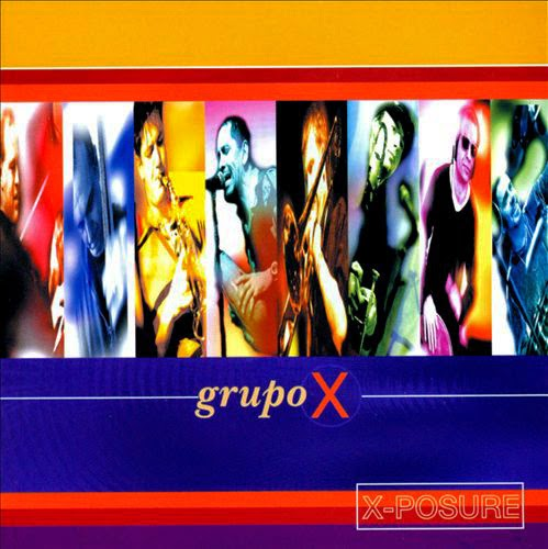 Grupo X - Brand New Love