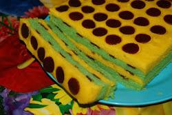 kek Asam Manis