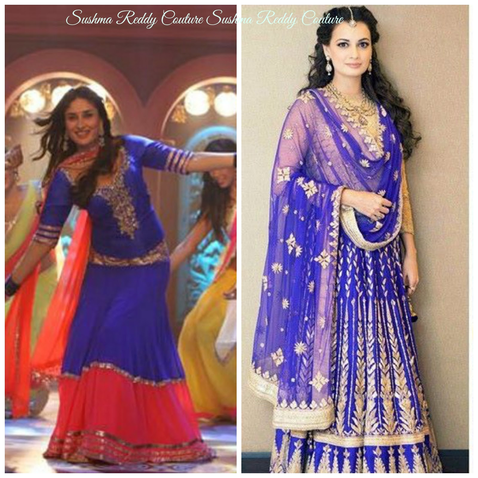 What to wear to your sister\'s wedding/reception? | Sushma Reddy Couture