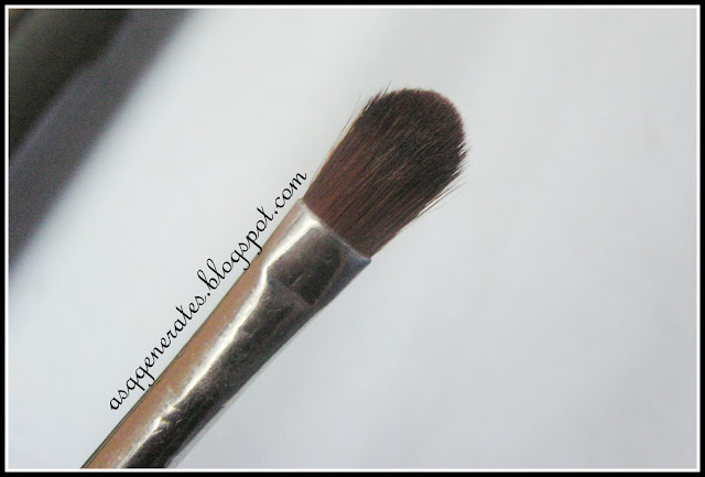 Body Shop Eye-shadow Blending Brush close up