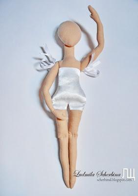 заготовка куклы