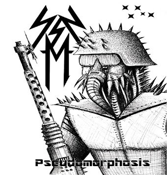 "SOLAR MASS - ""PSEUDOMORPHOSIS"""