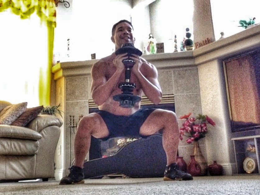 Body Beast Sumo Squat