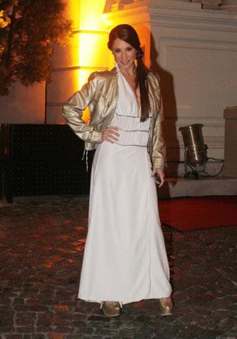 Gala revista gente 2012, Magui Bravii, famosos mal vestidos