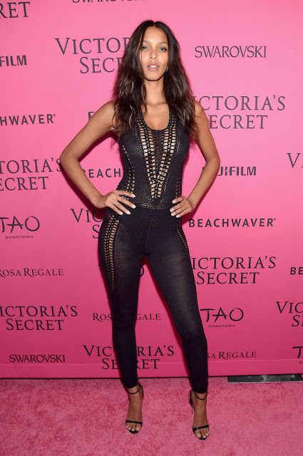 Fashion Model @ Lais Ribeiro - Victoria's Secret Fashion Show After-Party in NYC