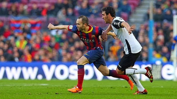 Liga BBVA 2013-2014 - Jornada 22