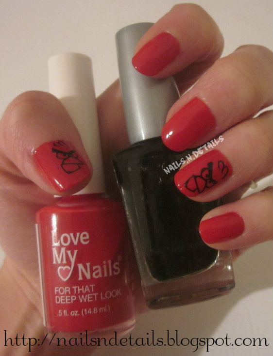 Nails.N.Details: Inspire Me Monday: Angry Birds- Red Bird