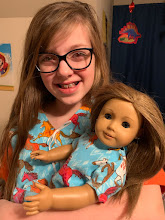 My Granddaughter, Haley