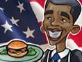Amerikan Başkanı Obama Yemek Oyunu