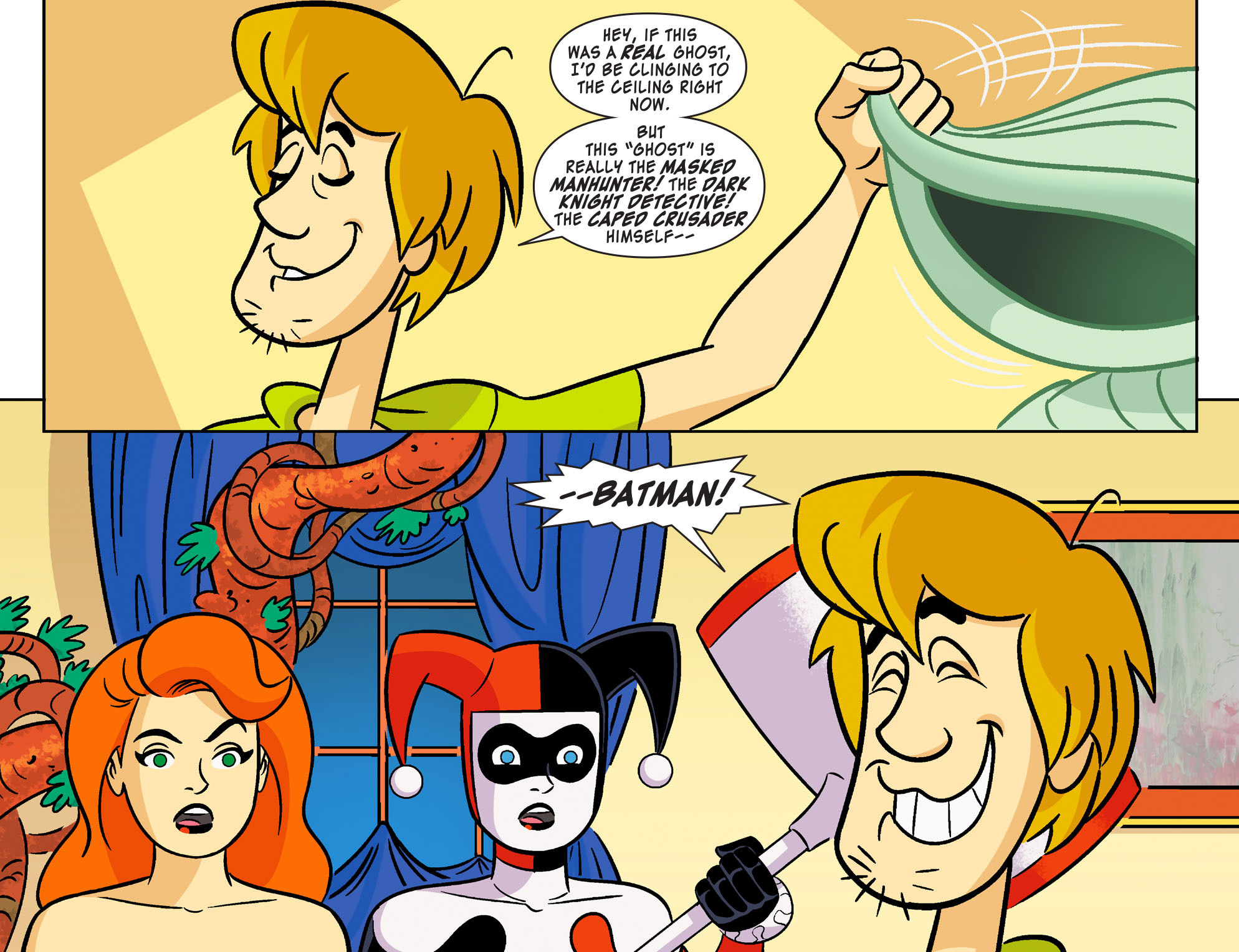 Read online Scooby-Doo! Team-Up comic -  Issue #23 - 20