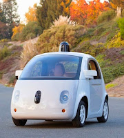 Google's Self-Driving Car Test Ride