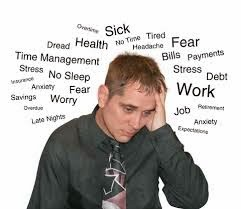 khawatir akan karir dan pekerjaan