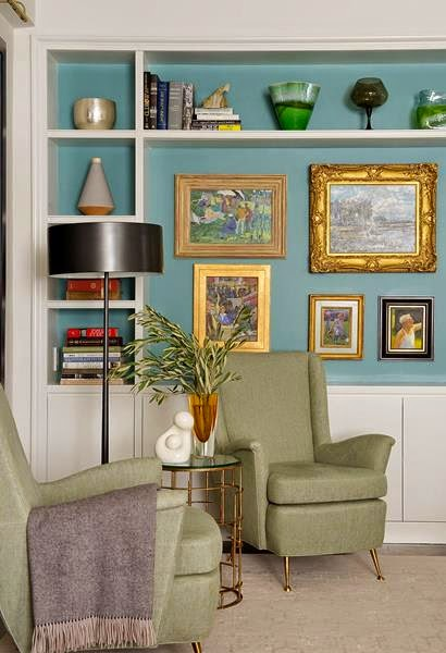 Colorful Apartment Interior Design Ideas