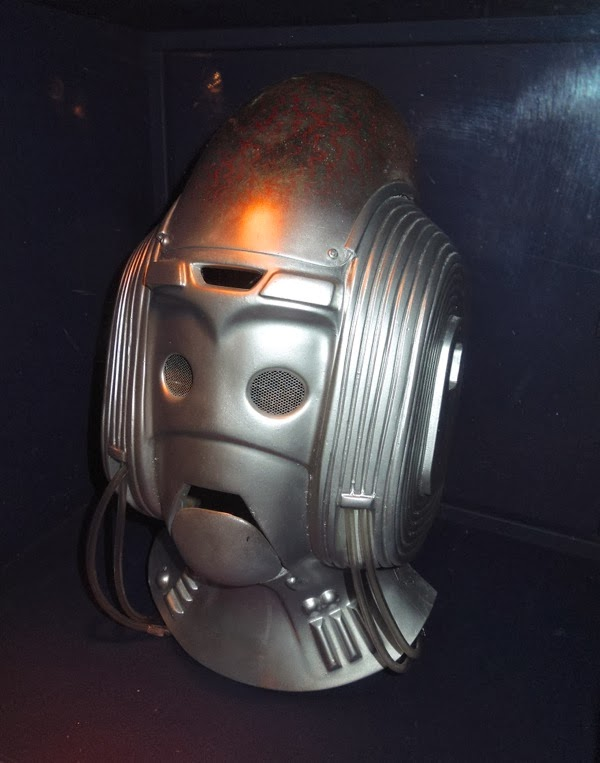 Cyber-Controller Doctor Who 1985 Attack of the Cybermen