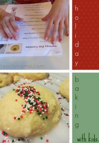 """Holiday Baking with Kids"" by Amy Mascott"