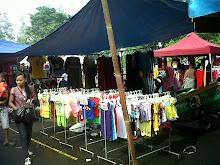 Pasar Minggu Manahan Solo