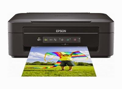 Epson Photo XP-55 software
