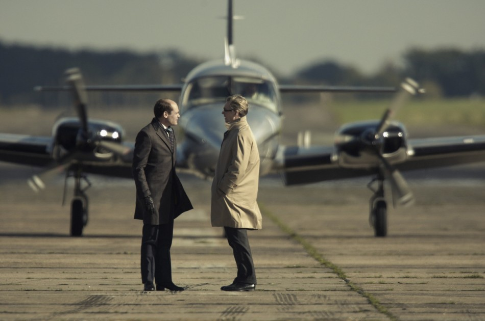 Tinker  Tailor  Soldier  Spy  Gary Oldman and Colin Firth The UrbanWire
