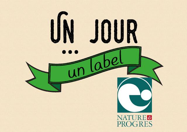 un jour un label cosmétique bio nature et progrès