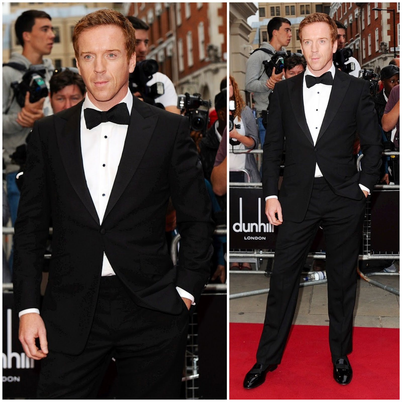 00o00 London Menswear Blog Actor Damian Lewis attends the GQ Men of the Year Awards 2012 at The Royal Opera House on September 4, 2012 in London, England