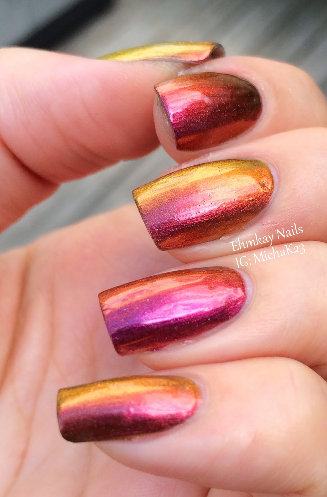 ehmkay nails: Colors by Llarowe Show Me! Collection