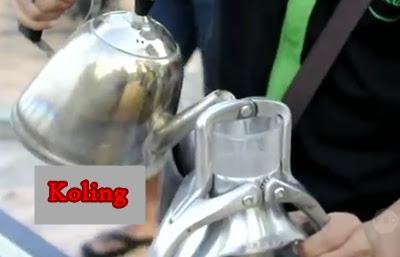 bisnis kopi keliling