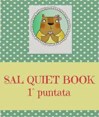 Sal Quiet Book organizzato da Sara di Sogni Risplendono