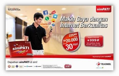 Wali Reload Pulsa Murah - Paket Internet Unlimited Termurah dan Terbaik, Simpati Internet Mania